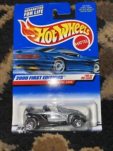 Hotwheels 2000 Collector No. 075 Lotus Elise 340R 2000 First Editions No. 15/36
