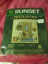 "Sunset Longstitch, 5467 Maple Avenue-Designed by Shelly Tribbey - fits 5""x 5"""