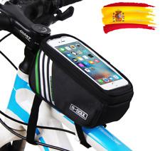 Funda Bolsa Bicicleta Para Movil, GPS y Objetos Personales, B-Soul