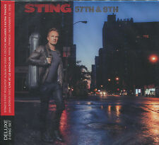 Sting - 57th & 9th  2cd deluxe set