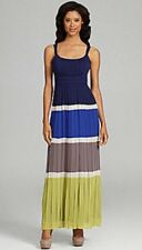 NWT Max And Cleo Melissa Woman Color Block Gown SZ 4 Retail 198$