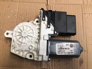 VW JETTA 2006 LEFT REAR DOOR WINDOW MOTOR 1K0959703F