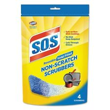 S.O.S. Non-Scratch Soap Scrubbers - 10004PK
