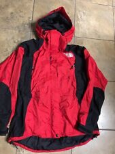 Vtg  THE NORTH FACE  JACKET GORETEX SIZE M BLACK/RED Parka Windbreak