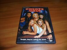 Coyote Ugly (DVD, Widescreen 2001) Piper Perabo Tyra Banks Used