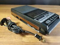 General Electric Cassette Tape Recorder Player Model 3-5151B parts or repair