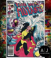 New Mutants #15 FN/VF 7.0 (Marvel)