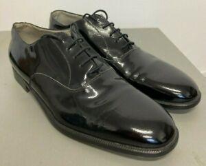Giorgio Armani evening dress shoes UK9.5 GORGIO ARMANI