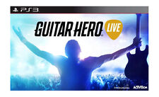 Playstation 3 NEW Boxed GUITAR HERO LIVE Game and Guitar Controller Bundle PS3