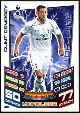 Clint Dempsey #305 Tottenham Hotspur - Match Attax 2012-13 Trade Card (C516)