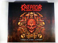 Horders of Chaos: Ultra Riot [Box] by Kreator (CD, Jul-2010, 2 Discs, SPV)