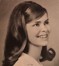 Barbara Bach Senior High School Yearbook  Beatles Ringo Caveman James Bond Girl