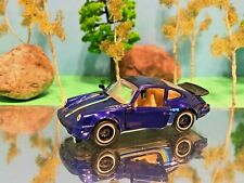 Porsche 911 Turbo, Whale Tail, 1980, 1:64 Scale, 50th Anniversary, Superfast,New