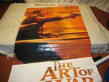 The Art of War Wesley Snipes Official Theatrical Movie Banner 115 X 46 RARE