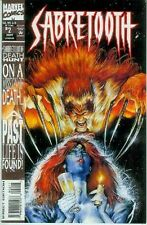 Sabretooth: Death Hunt # 2 (of 4) (Mark Texeira) (USA, 1993)