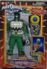 "Power Rangers Lost Galaxy 10"" Auto Morphin' Green Ranger Remote Control Morpher"