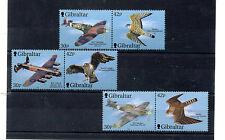 Gibraltar Aviones y Aves rapaces año 2000 (BI-827)