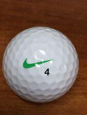 36 Nike PD Soft AAAAA Mint used Golf Balls FREE TEES GREEN SWOOSH