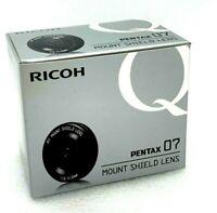 New Pentax 07 MOUNT SHIELD Lens 11.5mm f/9 for Q Mount Body-Cap Style Lens