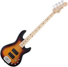G&L Tribute M-2000 Bass Guitar in 3-Toneburst Finish