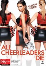 All Cheerleaders Die (DVD, 2014)  LIKE NEW ... R4