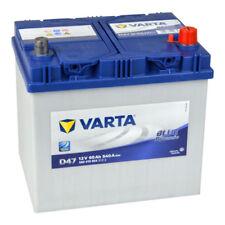 VARTA Blue Dynamic Autobatterie D47 12V 60Ah ASIA Japan Pluspol Rechts