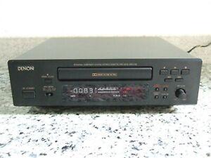 Denon DRR-F100 Auto Reverse Midi Tape Deck, alle Funktionen
