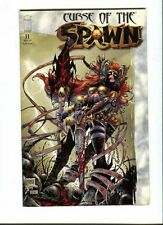 Curse Of The Spawn 11 . Image 1997 - VF / NM