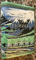 The Hobbit, by J.R.R.Tolkien~ 1968 Early UK Edition with Facsimile Dust Jacket