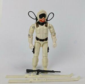 1983 Hasbro ARAH Snow Job 100% Complete GI Joe Figure