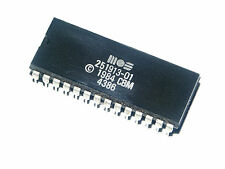251913-01 Kernal & Basic ROM Chip IC Commodore C64 / C128 MOS CBM CSG (Z0G221)