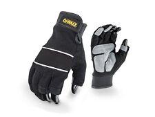 DEWALT Dpg214l Performance 3-finger Work Gloves Black Large