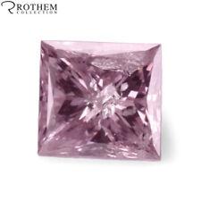 0.28 Carat Argyle GIA Pink Princess Cut Loose Diamond for Ring 50735230