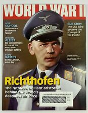 World War II Magazine August/September 2008 Volume 23 No 3 Richthofen