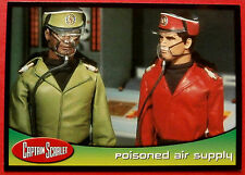 CAPTAIN SCARLET - Card #42 - Poisoned Air Supply - Cards Inc. 2001