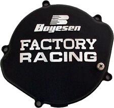 BOYESEN FACTORY RACING CLUTCH COVER (BLACK) Fits: Honda CR125R