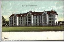 SCHWEIZ ~1900 Litho-AK BERN Neues Spitalacker Schulhaus alte Postkarte Suisse