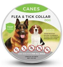 Sobaken Dog Flea And Tick Collar 8 Month Protection One Size Fits All