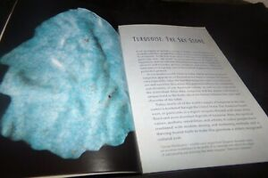 Turquoise Unearthed Illustrated Guide Skystone PrehistoricTurquoise Trade Jewls