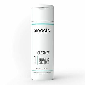 Proactiv Renewing Cleanser, 4 Ounce 60 Day Packaging may Vary