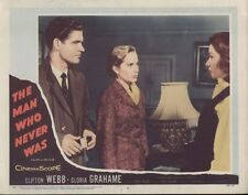 Man Who Never Was, The 11x14 Lobby Card #4