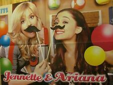 Ariana Grande, One Direction, Double Four Page Foldout Poster