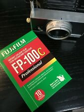 FujiFilm FP-100C Professional Instant Colour Film SEALED