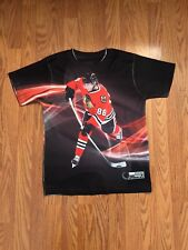 Patrick Kane #88 jersey Chicago Blackhawks NHL Youth XL Mens S Shirt