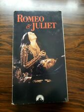 Romeo and Juliet (VHS, 1968)