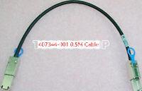 2PCS HP 408765-001 407344-001  0.5M Cable Mini SAS