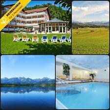 3 Tage 2P Bad Wörishofen Hotel Kurzurlaub Gutschein Reise Urlaub Allgäu Winter