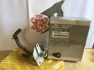 Cilindro / Pompa frizione HYUNDAI tucson 41605 2E070