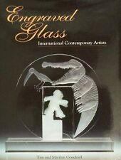 BOOK/LIVRE/BOEK : ENGRAVED GLASS/VERRE GRAVE/GEGRAVEERD/GEETST GLAS