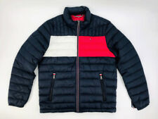 TOMMY HILFIGER Mens Down Packable Quilted Bomber Puffer...